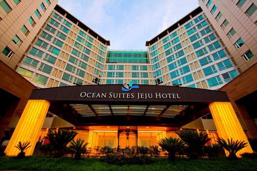 Ocean Suites Jeju Hotel - Jeju City - Κτίριο