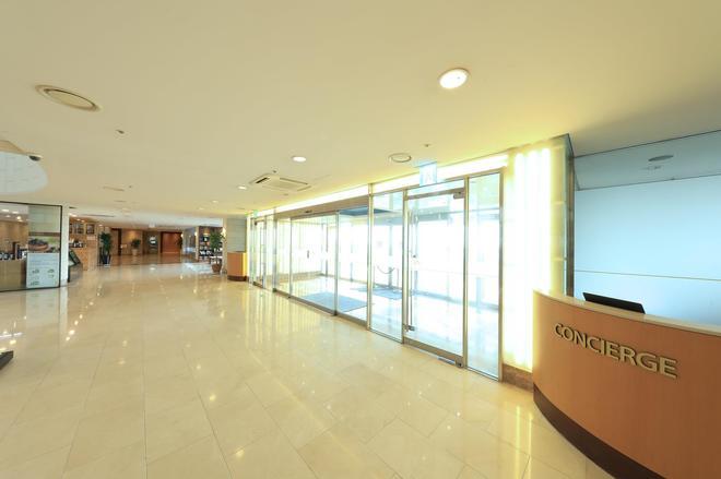 濟州島海洋套房飯店 - 濟州 - 大廳