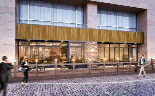 Ocean Suites Jeju Hotel - Jeju City - Bar