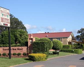 Hunter Valley Travellers Rest Motel - Cessnock - Building
