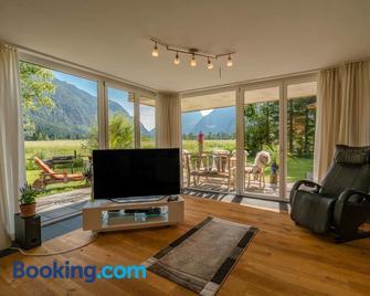Apartments am Burggraben - Leutasch - Living room