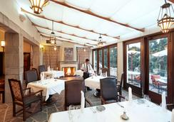 Belmond Las Casitas - Yanque - Restaurant