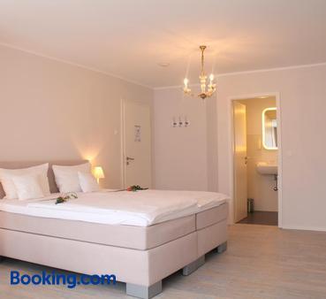 Hotel Brenner - Koblenz - Bedroom