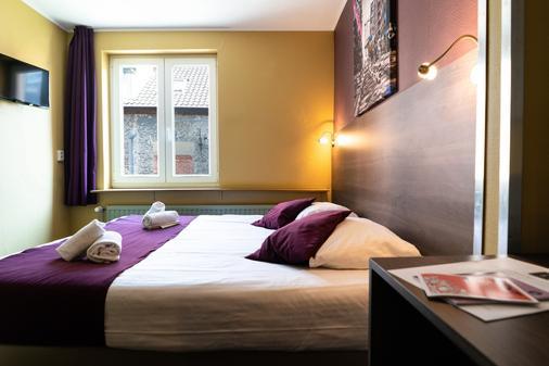 Flandria Hotel - Ghent - Bedroom