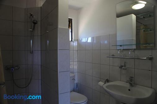 Immanuel Wilderness Lodge - Windhoek - Phòng tắm