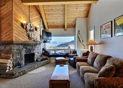 Beaverhead Condos at Big Sky Resort - Big Sky - Sala de estar
