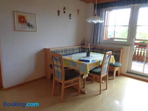 Stroblbauernhof - Seeham - Dining room