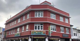 Snooze Inn Dickson Road - Singapura - Edifício