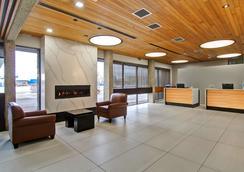 Best Western Cedar Park Inn - Edmonton - Lobby