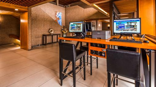Best Western Cedar Park Inn - Edmonton - Business Center