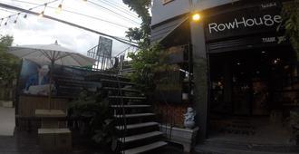 Rowhou8e Hostel Huahin - Hua Hin - Extérieur