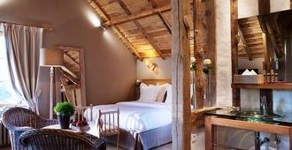 Auberge de la Source - Honfleur - Bedroom