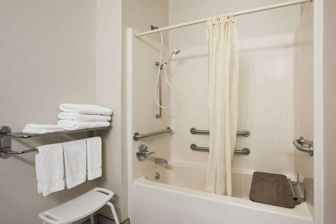 普韋布洛溫蓋特溫德姆酒店 - 培布羅 - 普韋布洛 - 浴室