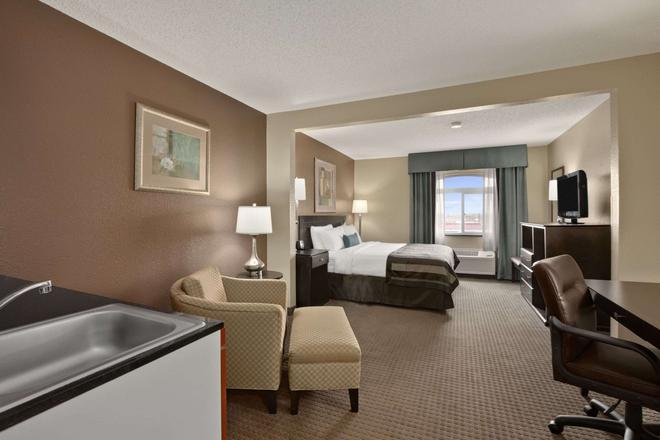 普韋布洛溫蓋特溫德姆酒店 - 培布羅 - 普韋布洛 - 臥室