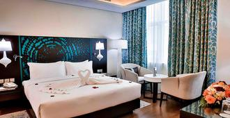 Signature Hotel Al Barsha - Dubai - Bedroom