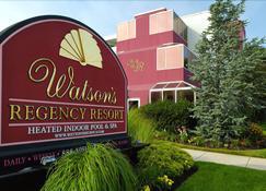 Watson's Regency Suites - Ocean City - Edificio