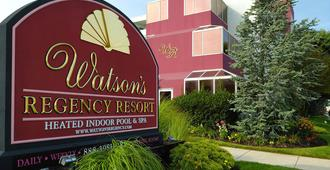 Watson's Regency Suites - Ocean City - Building