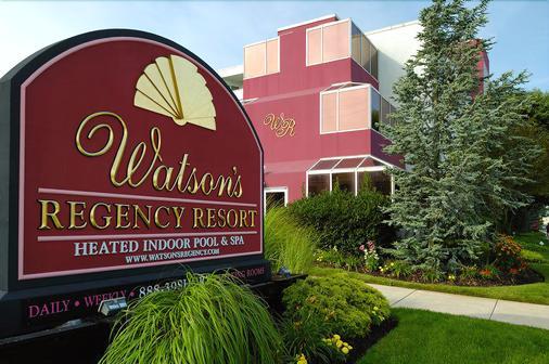 Watson's Regency Suites - Ocean City - Building