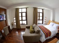 La Aurora Hotel - Huaraz - Quarto