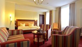 競技場城市酒店 - 萊比錫 - 萊比錫 - 臥室