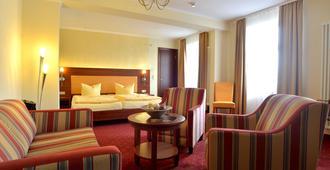 Hotel Arena City - לייפציג - חדר שינה
