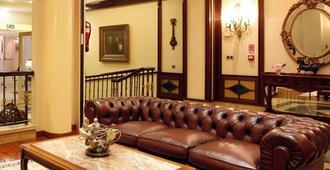 Hotel Alcomar - Gijón - Lounge