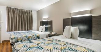 Motel 6 Dallas - Irving - אירווינג - חדר שינה