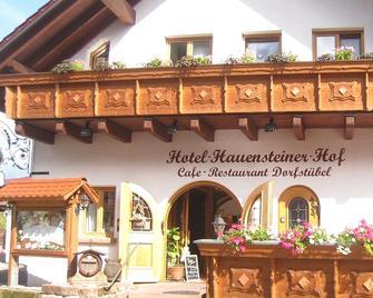 Hotel-Hauensteiner-Hof - Hauenstein - Gebäude