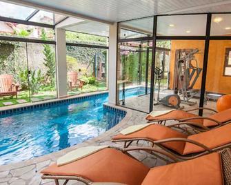 Pousada Aguia Dourada - Monte Verde - Pool