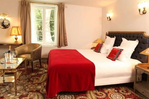 克洛斯昂布瓦斯酒店 - 安布瓦 - 阿姆博斯 - 臥室