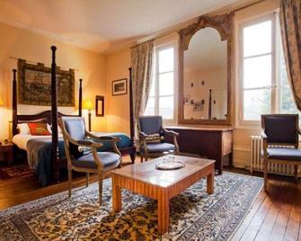 Le Clos d'Amboise - Amboise - Sala de estar
