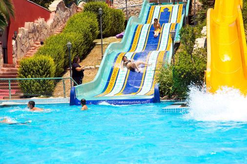 Gungor Ottoman Palace Thermal Resort - Antakya - Attraktionen