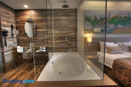 伊斯坦布爾格里翁酒店 - 伊斯坦堡 - 伊斯坦堡 - 浴室