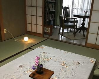 Guesthouse on - Sakaide - Dining room