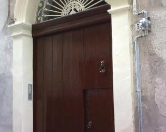 Palazzo Antonelli - Monopoli - Vista del exterior