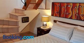 La Villa - La Spezia - Phòng ngủ
