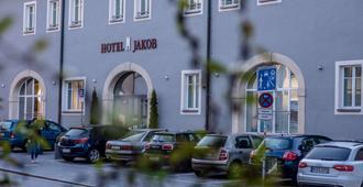 Hotel Jakob Regensburg - Ratisbona - Edificio