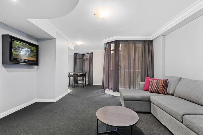 喬治休閒飯店 - 雪梨 - 客廳