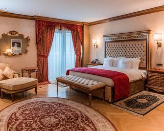 Swiss Diamond Hotel Prishtina - Pristina - Ložnice