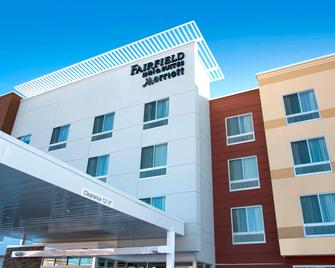 Fairfield Inn and Suites by Marriott Indianapolis Fishers - Indianapolis - Building