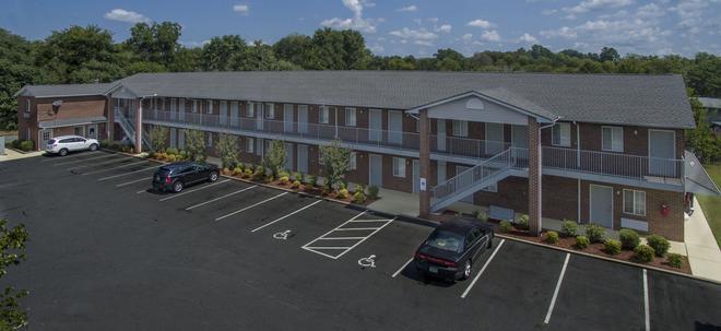 Affordable Corporate Suites - Concord - Edificio