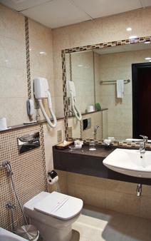 拉米玫瑰酒店 - 杜拜 - 杜拜 - 浴室