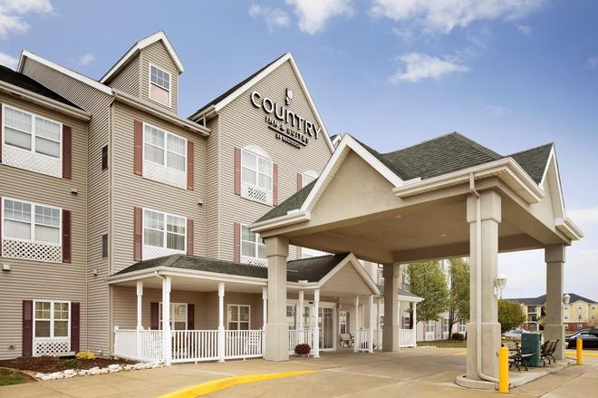 Country Inn & Suites Bloomington-Normal - Bloomington - Κτίριο