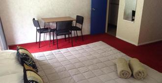 Carrington Motel - New Plymouth - Bedroom