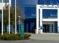 Quality Airport Hotel Stavanger - Sola - Edifici