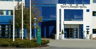 Quality Airport Hotel Stavanger - Sola - Gebäude
