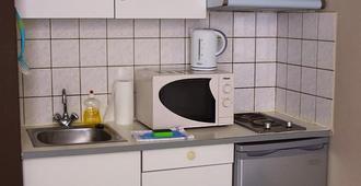 Budget Flats Leuven - Louvain - Cuisine