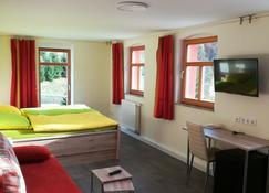 Die Oberlochmühle Pension - Deutschneudorf - Bedroom