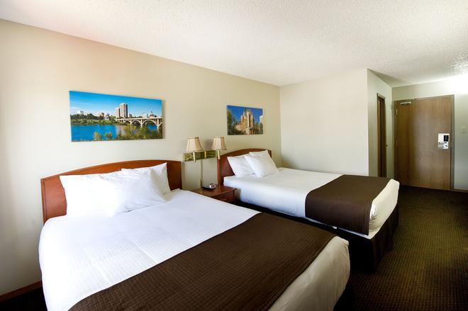 Riviera Motor Inn - Saskatoon - Bedroom