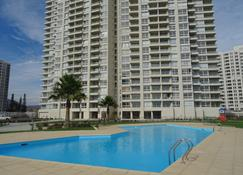 Departamentos Horizonte - La Serena - Svømmebasseng